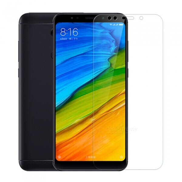 Защитное стекло для Xiaomi Redmi 5 Plus, цвет: прозрачный