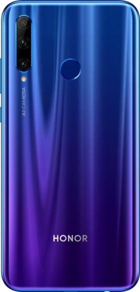 Задняя крышка (корпус) для Huawei Honor 10i 2019 (HRY-LX1T), цвет: синий