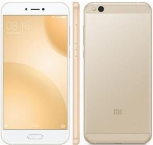 Задняя крышка для Xiaomi Mi5c цвет: золото