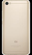 Задняя крышка для Xiaomi Redmi Note 5A цвет: золото