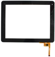 Тачскрин для планшета Digma IPSQ 10, iDsQ10 3G, iDrQ10 (E-C97015-01), цвет: черный