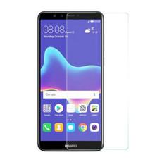 Защитное стекло для Huawei Y9 2018, цвет: прозрачный