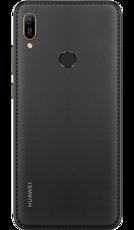 Задняя крышка (корпус) для Huawei Y6 2019 (MRD-LX1F) , цвет: черный