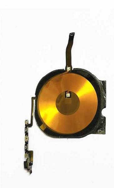 Внутрикорпусная катушка для беспроводной зарядки для iPhone 11 Pro