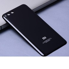 Задняя крышка для Xiaomi Mi Note 3 цвет: черный