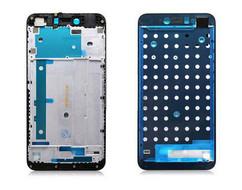 Средняя часть (рамка) для Xiaomi Redmi Note 5a, цвет: черный