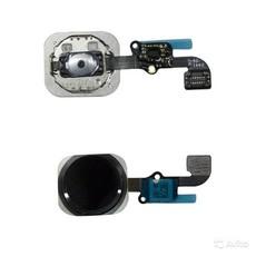 Шлейф кнопки Home для Apple iPhone 6 Plus, цвет: черный