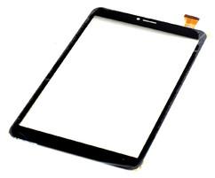 Тачскрин для планшета Prestigio PMT 3718 (DP080133-F1, V1020160421), цвет: черный