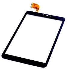 Тачскрин для планшета Prestigio PMT 3118 (WJ1312-FPC-V1.0), цвет: черный