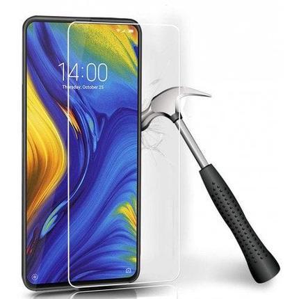 Защитное стекло для Xiaomi Mi Mix 3, цвет: прозрачный