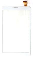 Тачскрин для планшета Prestigio PMT 3718 (DP080133-F1, V1020160421), цвет: белый