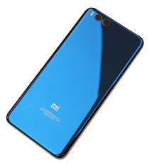 Задняя крышка для Xiaomi Mi Note 3 цвет: синий