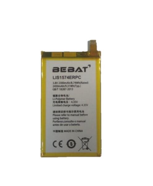 Аккумулятор Bebat для Sony Xperia E4, E4g, E2003, E2033, E2104, E2105, E2115, E2124 (LIS1574ERPC, 1288-1798.1)