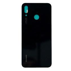 Задняя крышка для Huawei P20 Lite, цвет: черный