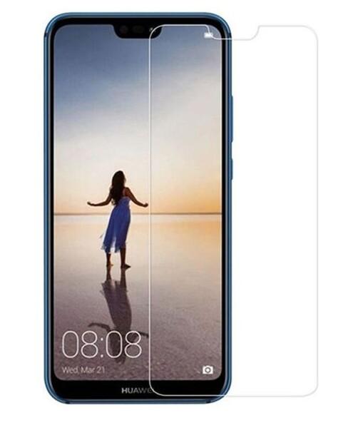 Защитное стекло для Huawei P20 Lite цвет: прозрачный