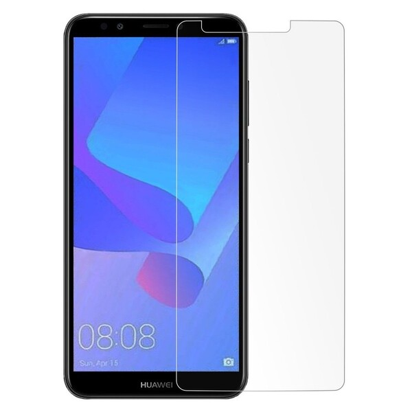 Защитное стекло для Huawei Y6 Prime 2018 цвет: прозрачный