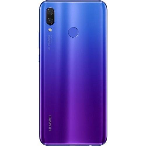 Задняя крышка для Huawei Nova 3 (PAR-LX1) цвет: фиолетовый