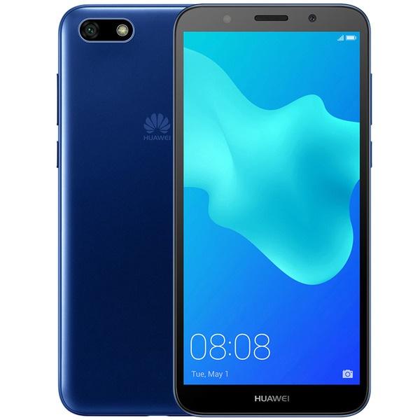 Задняя крышка для Huawei Y5 Prime 2018 (DRA-LX2) цвет: синий