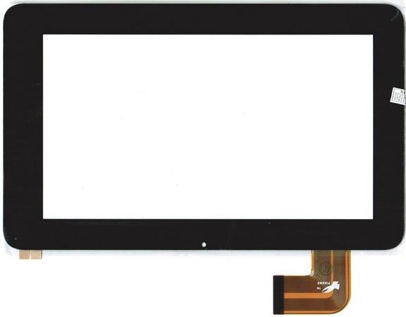 Тачскрин для планшета Texet TM-7026, TM-7016 (PINGBO, E-C7009-03, YDT1135-A1), цвет: черный