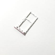 Sim-слот (сим-лоток, Micro SD лоток) для Xiaomi Redmi Note 5, цвет: розовое золото