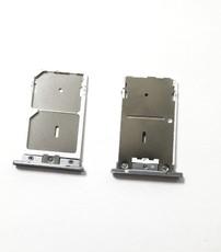 Sim-слот (сим-лоток, Micro SD лоток) для Xiaomi Redmi Note 3, Note 3 Pro, цвет: серый
