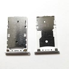 Sim-слот (сим-лоток, Micro SD лоток) для Micro SD лоток Xiaomi Redmi 3 (Серебристый)