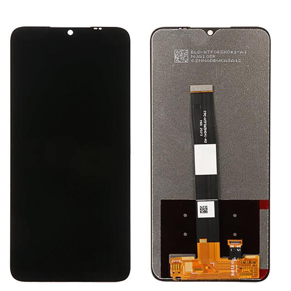 Экран для Xiaomi Redmi 9a с тачскрином, цвет: черный