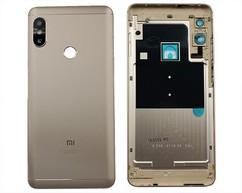 Задняя крышка для Xiaomi Redmi Note 5 цвет: золотистый