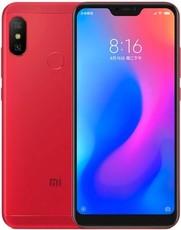 Задняя крышка для Xiaomi Redmi Note 6 Pro цвет: красный