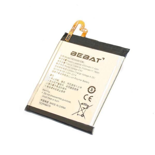 Аккумулятор Bebat для Huawei Y6 II Y6-2 (HB396481EBC)