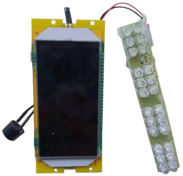 Дисплей со светодиодной подсветкой для электросамоката Kugoo S3/S3 Pro