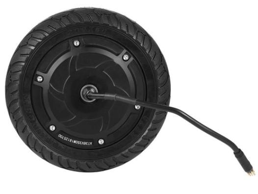 Мотор-колесо в сборе для электросамоката Kugoo 350W