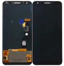 Экран для Google Pixel 3XL с тачскрином, цвет: черный