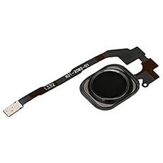 Шлейф с кнопкой Home для Apple iPhone 5S/SE, цвет: черный