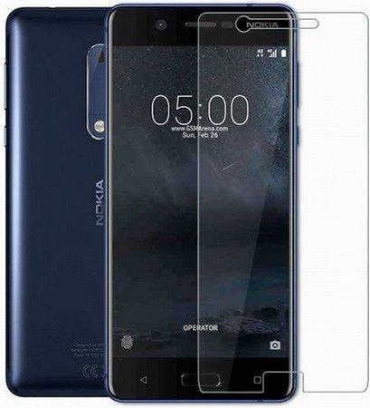 Защитное стекло для Nokia 5.1 2018, цвет: прозрачный