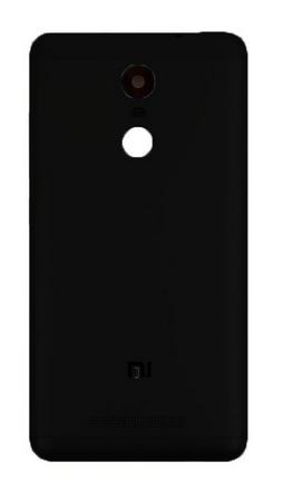 Задняя крышка для Xiaomi Redmi Note 3 цвет: черный