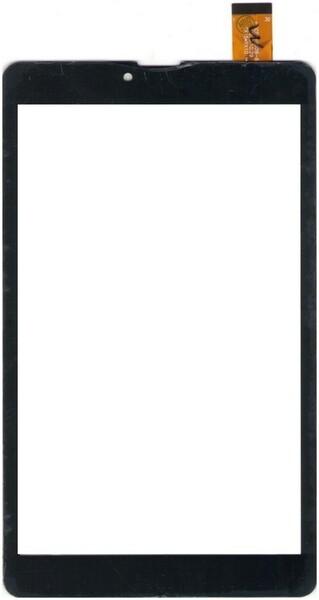 Тачскрин для планшета Irbis TZ857, TZ885 (HSCTP-852B-8-V0), цвет: черный