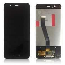 Экран для Huawei P10 с тачскрином, цвет: черный