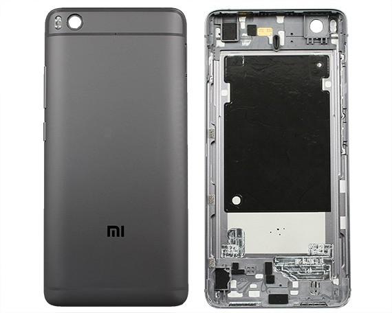 Задняя крышка для Xiaomi Mi5s цвет: черный
