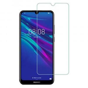 Защитное стекло для Huawei Y6p, цвет: прозрачный