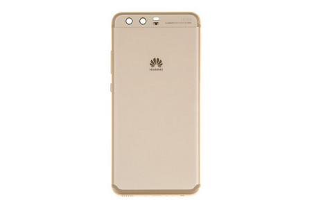 Задняя крышка для Huawei P10 (VTR-L09, VTR-L29) цвет: престижный золотой