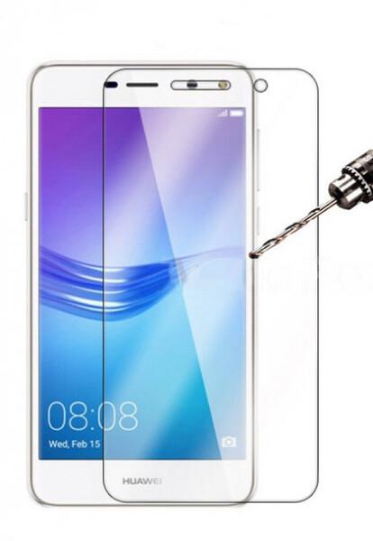 Защитное стекло для Huawei Y6 2017 цвет: прозрачный