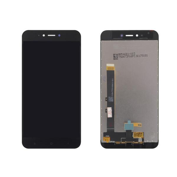Экран для Xiaomi Redmi Note 5A с тачскрином, цвет: черный
