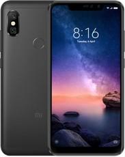 Задняя крышка для Xiaomi Redmi Note 6 Pro цвет: черный