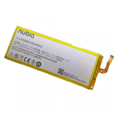 Аккумулятор для ZTE Nubia Z9, Z9 Mini, Z9 Max (LI3829T44P6HA74140) оригинальный
