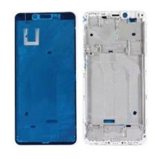 Средняя часть (рамка) для Xiaomi Redmi 5 Plus, цвет: белый