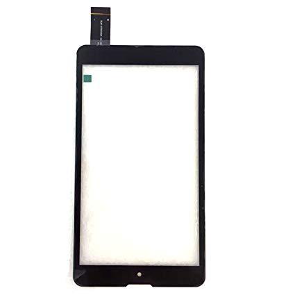 """Тачскрин для планшета Универсальный 7"""" (OLM-070C0324-GG-VER.5, C100185B1-DRFPC234T-V1.1), цвет: черный"""