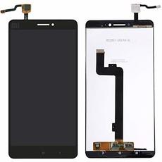 Экран для Xiaomi Mi Max с тачскрином, цвет: черный