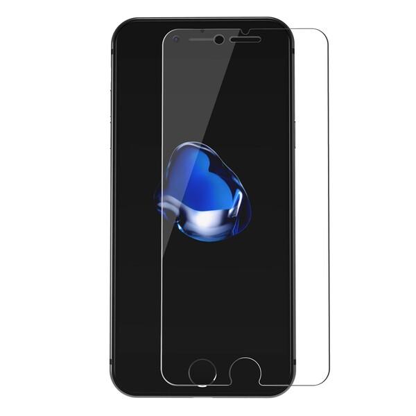 Защитное стекло для Apple iPhone 7 Plus, цвет: прозрачный