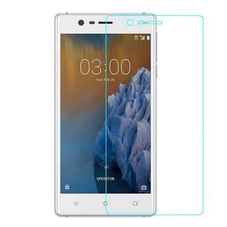 Защитное стекло для Nokia 3, цвет: прозрачный